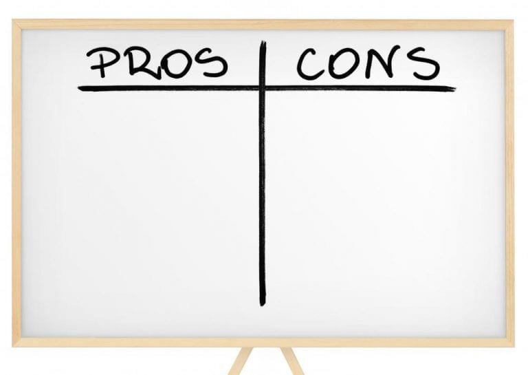 pros and cons of a free market society