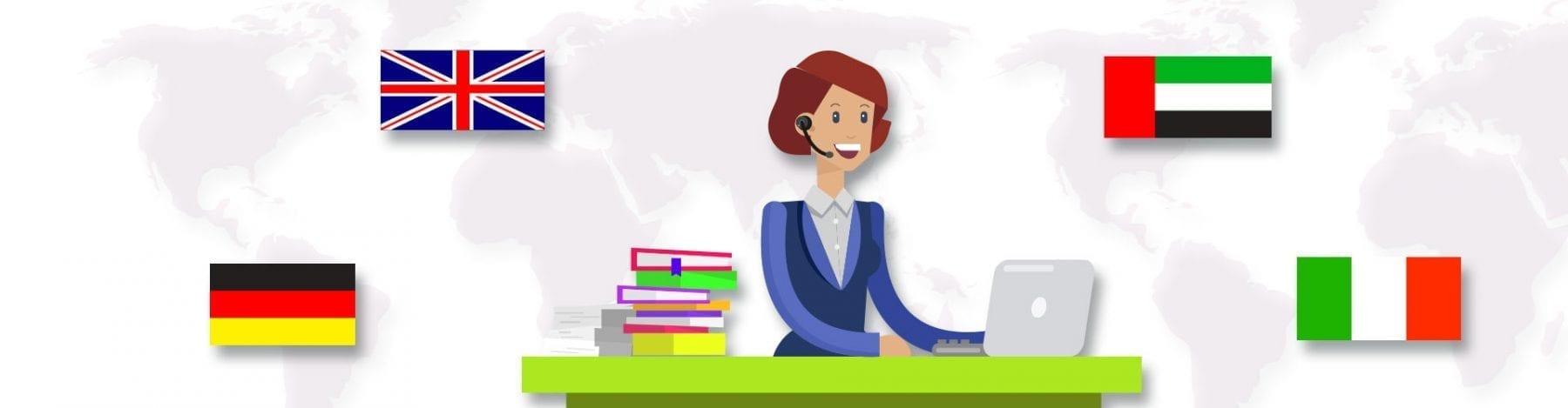 language translation company