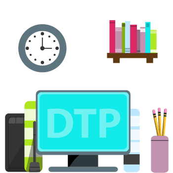 how do DTP services work