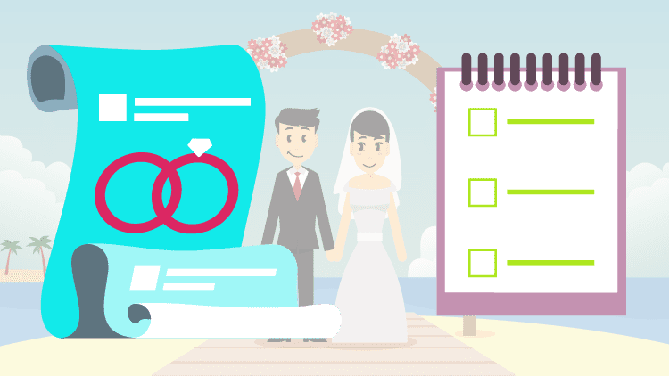 translate wedding certificate from Spanish to English