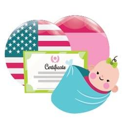 Birth Certificate Spanish