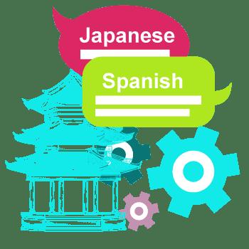 Spanish To Japanese Translation Services