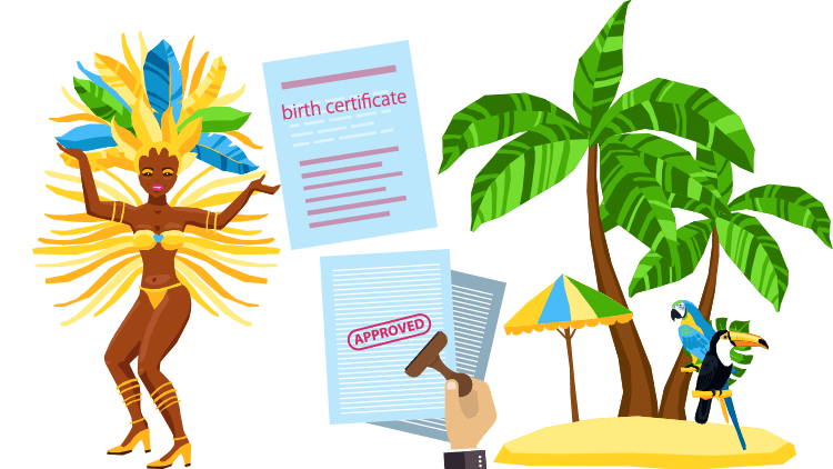 birth certificate translation brasil