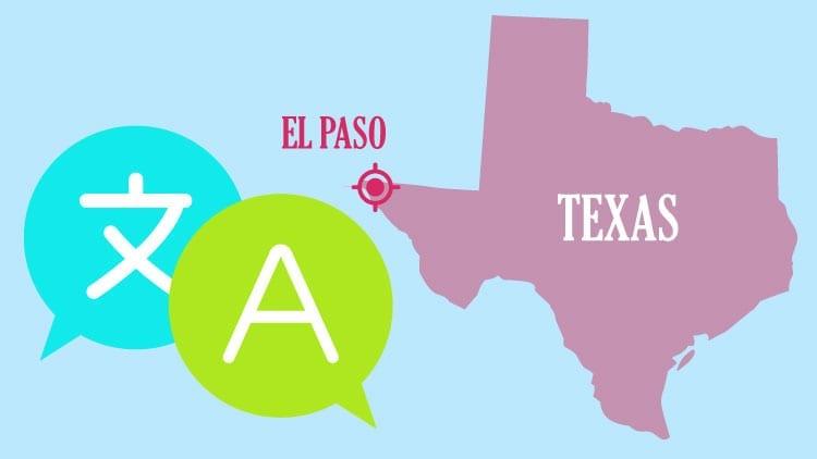 request el paso translation texas